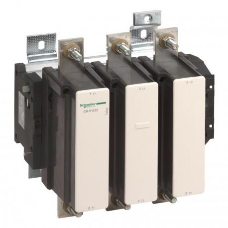 Stycznik mocy TeSys F AC3 800A 3P 1NO 1NC