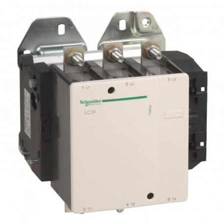 Stycznik mocy TeSys F AC3 500A 3P 1NO 1NC cewka 220VAC
