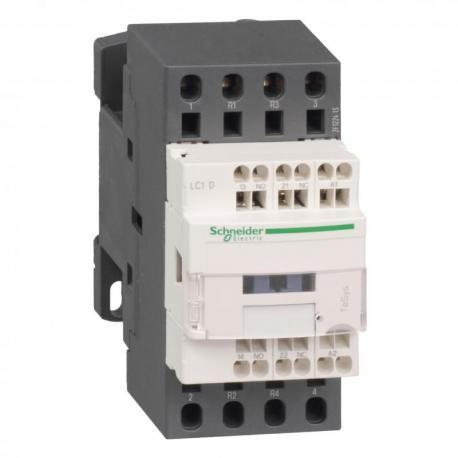 Stycznik mocy TeSys D AC3 9A 4P 2NO 2NC cewka 230VAC zaciski śrubowe