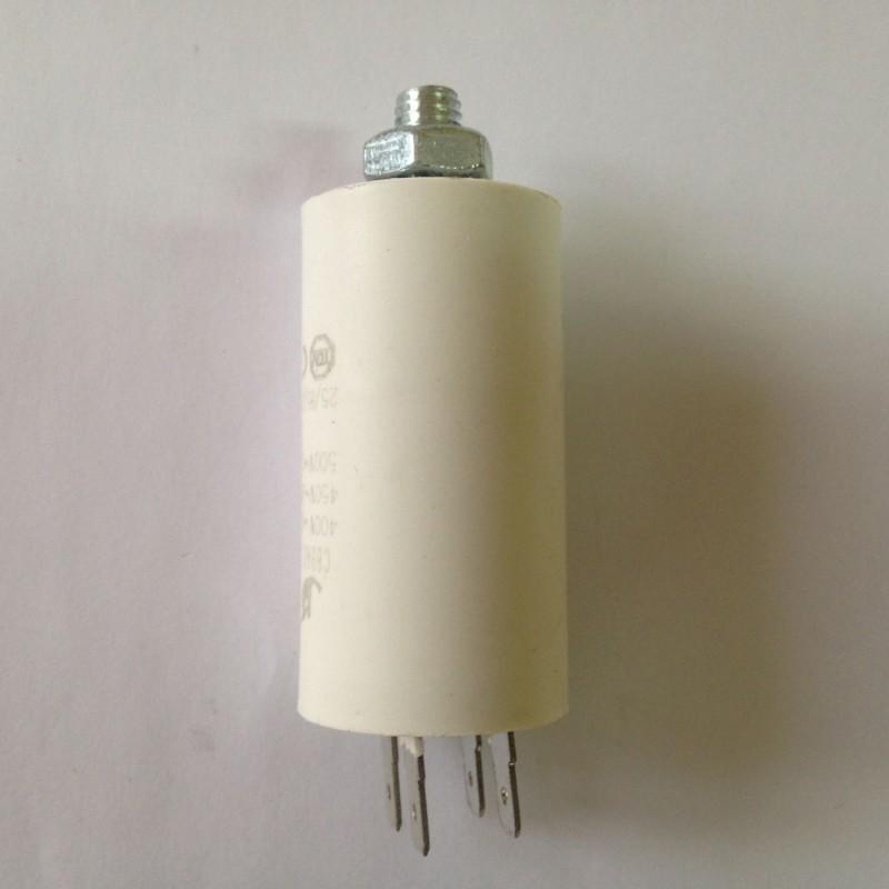 Kondensator do silników elektryczny 4 µF