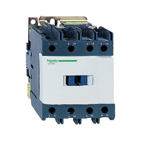 Stycznik mocy TeSys D AC3 125A 4P 2NO 2NC cewka 48VAC