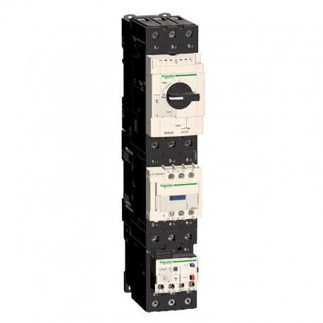Stycznik mocy TeSys D 65A 30kW 3P 1NO 1NC cewka 230VAC zaciski EVK skrzynkowe
