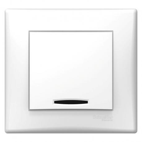 Sedna - Przycisk (DIY) z podświetleniem biały