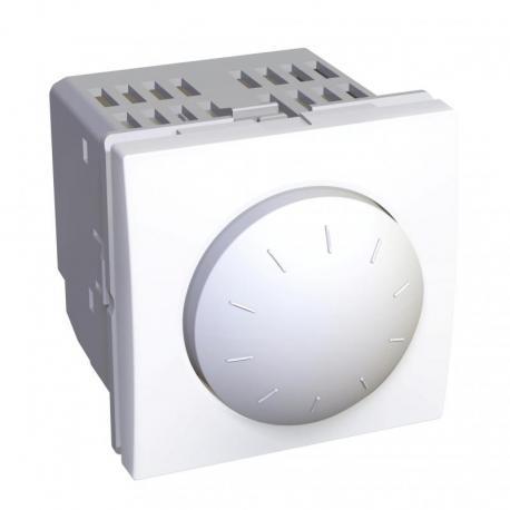 Altira - ściemniacz z reg. obrotową - 400VA dla świetlówek 1-10V - biel polarna