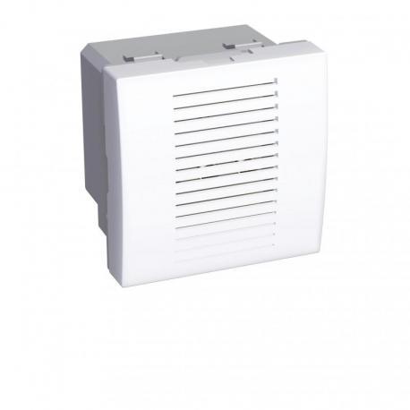Altira - dzwonek - biel polarna - 70 dB - 24VDC 8VAC 230VAC