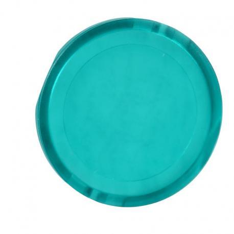 Osłona zielona do przycisku prostokątnego podświetlanego 22 z żarówką BA9s