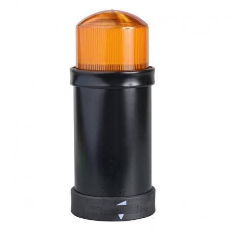 Element świetlny błyskowy 70 pomarańczowy lampa wyładowcza 5J 24V AC/DC