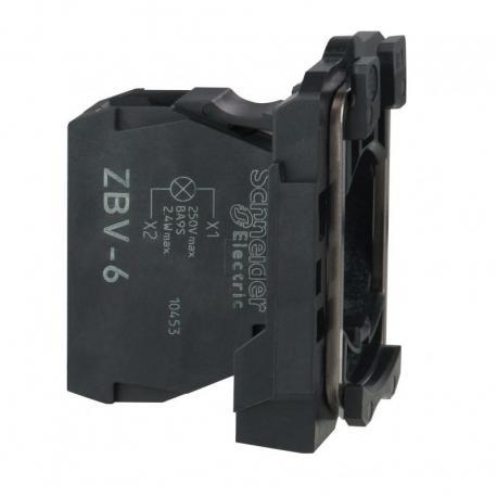 Zestaw świetlny 22 żarówka BA 9s 250V standardowy zaciski śrubowe