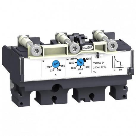 Zabezpieczenie termomagnetyczne TMD do wyłącznika Compact NSX160 125A 3P