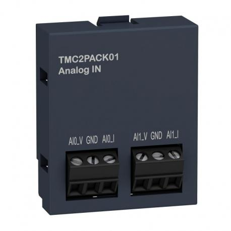 Adapter M221 2AI/AO
