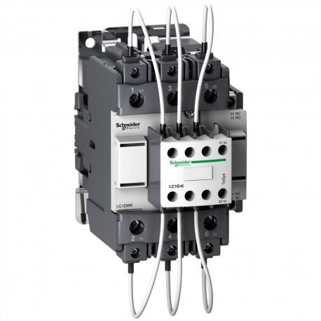 Stycznik TeSys LC1-DT - 3 bieguny - 400...440V 40 kVAr - nap. cewki 230 V AC