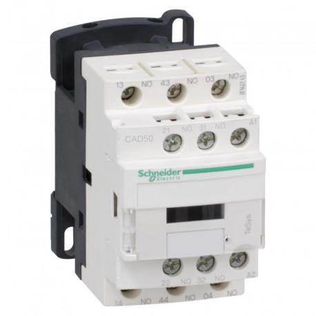 Stycznik pomocniczy TeSys D 5NO cewka 220VAC zaciski skrzynkowe