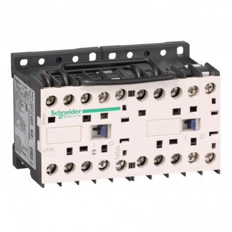 Stycznik nawrotny TeSys K 6A 3P 1NO cewka 24VDC zaciski skrzynkowe
