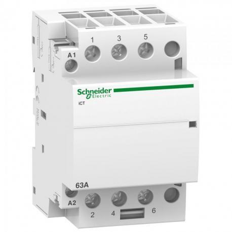 Stycznik modułowy iCT60-63-30-230 63A 3NO 60Hz 220/240 VAC