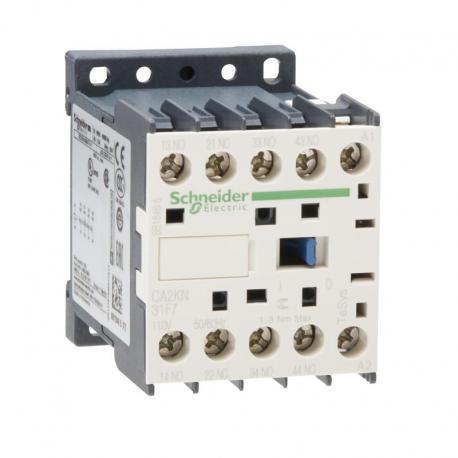 Miniaturowy stycznik pomocniczy TeSys K 3NO 1NC cewka 110VAC zaciski skrzynkowe
