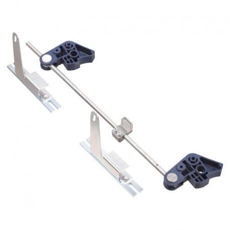 Blokada mechaniczna - Tesys F - do 2 poziomych styczników