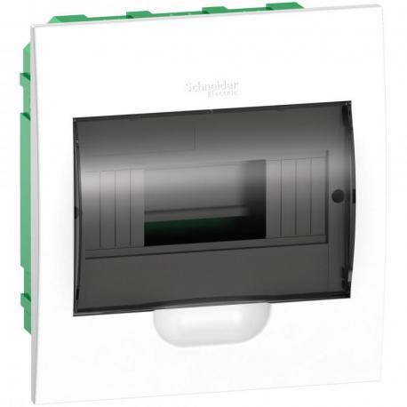 Obudowa podtynkowa IP40 EZ9E-1-8-PT-T drzwi transparentne 1 rząd 8 modułów/rząd