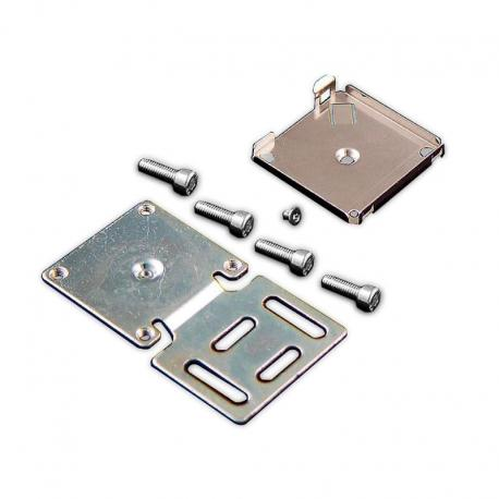 Zatrzaskowa płyta montażowa czujnika indukcyjnego