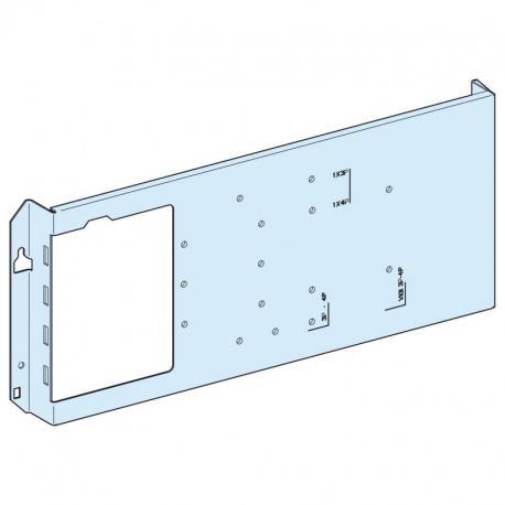 Płyta montażowa pozioma na stałe do Compact NSX250