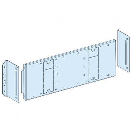 Płyta montażowa pozioma EZC250