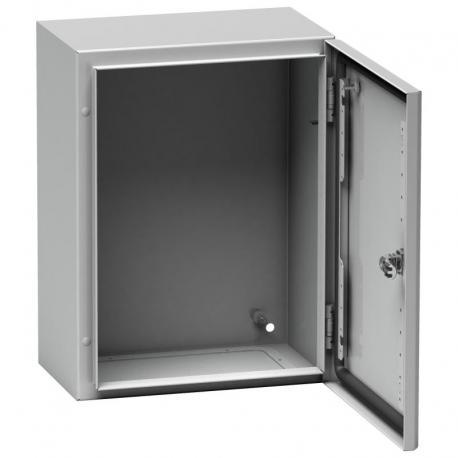 Obudowa wisząca Spacial S3D drzwi gładkie 500x 400x 250mm