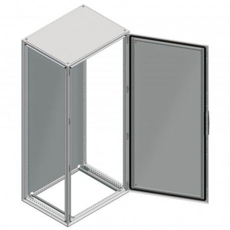 Obudowa stojąca Spacial SF 1800x 800x 600mm drzwi podwójne z płytą montażową