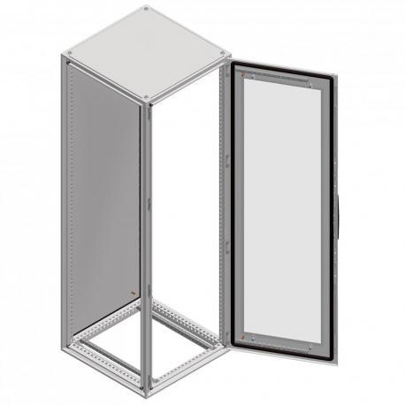 Obudowa stojąca Spacial SF 1800x 800x 400mm drzwi transparentne