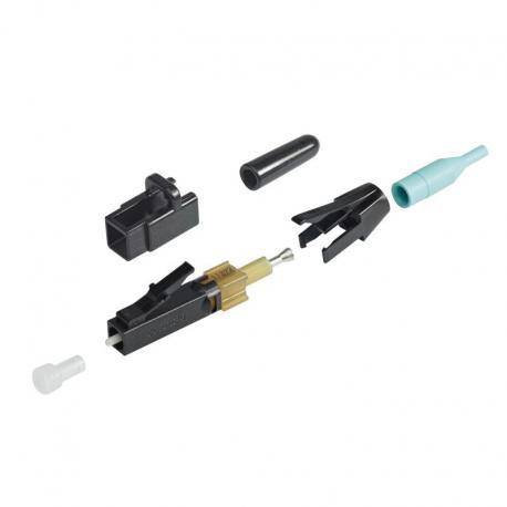 Złącze światłowodowe UNICAM, wielomodowe, OM3/OM4, 50/125 µm, S.C.