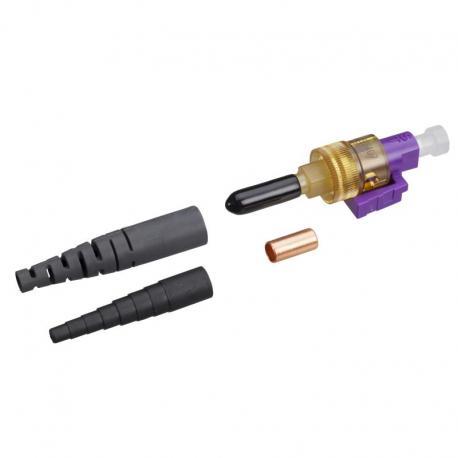 Złącze światłowodowe UNICAM, wielomodowe, OM2, 50/125 µm, ST