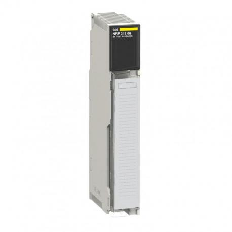 Konwerter światłowodowy QTM MM/LC 2CH 100MB
