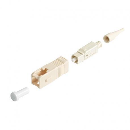 Actassi złącze światłowodowe MM 50/125, ST