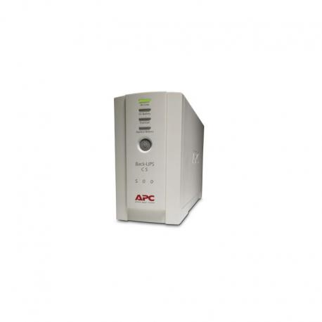Zasilacz bezprzerwowy Back UPS wolnostojący 500VA Offline z wyjściami C13