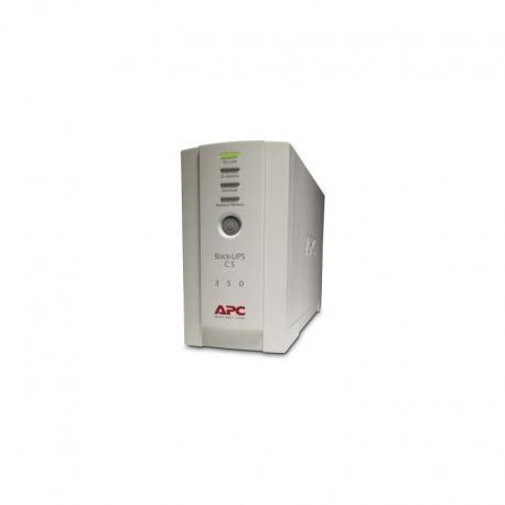 Zasilacz bezprzerwowy Back UPS wolnostojący 350VA Offline z wyjściami C13
