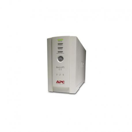 Zasilacz bezprzerwowy Back UPS wolnostojący 325VA Offline z wyjściami C13
