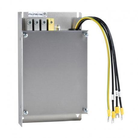 Akcesoria VW3A Filtr EMC 3-fazowe 380/500VAC 50/60Hz 49A IP20