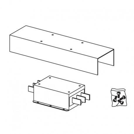 Akcesoria VW3A Filtr EMC 3-fazowe 200/240VAC, 380/500VAC 50/60Hz 273A IP00