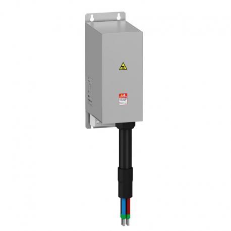Akcesoria VW3A Filtr EMC 3-fazowe 200/240VAC, 380/480VAC 50/60Hz 100A IP20