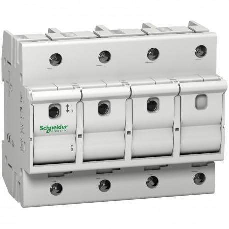 Rozłącznik bezpiecznikowy D01-16-3N 16A 3N-biegunowy bez wkładek