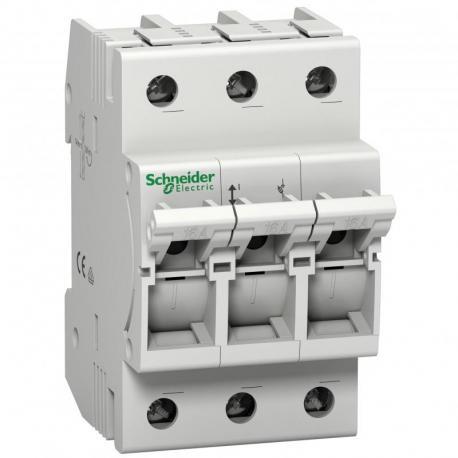 Rozłącznik bezpiecznikowy D01-16-3 16A 3-biegunowy bez wkładek