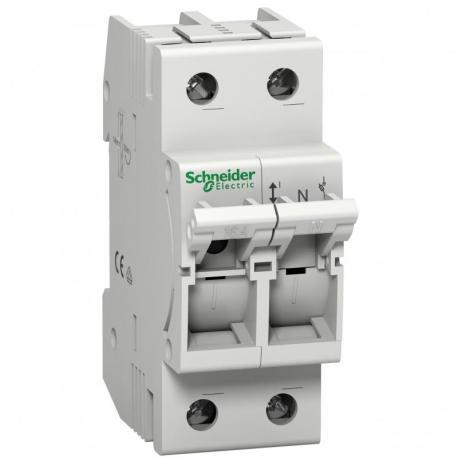 Rozłącznik bezpiecznikowy D01-13-1N 13A 1N-biegunowy bez wkładek