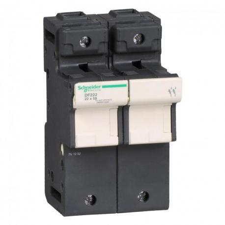 Odłącznik bezpiecznikowy 22x58mm 125A 2P
