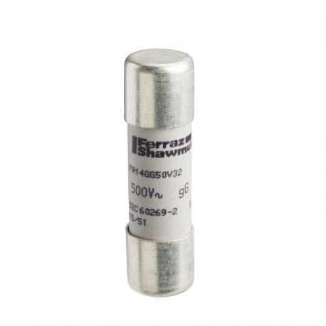 Bezpiecznik GG cylindryczny 14x51mm 10A 500VAC