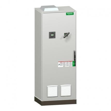 Bateria kondensatorów stojąca bezpiecznik 3f 400V 50Hz IP31 500kVA VLVAF5N