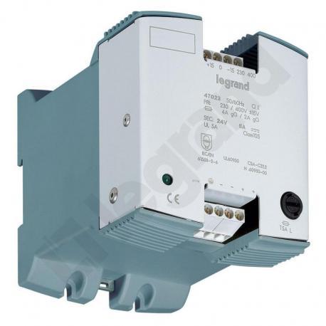 Zasilacz jednofazowy z filtrem 230-400 V/24 V 5 A