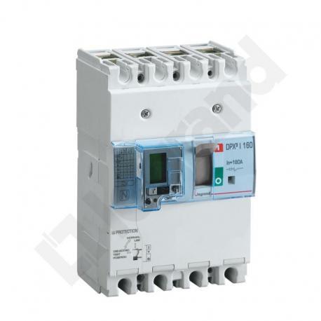 Rozłącznik DPX3-I 160 Z ZAB. R-PR. 4P 160A
