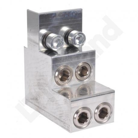 Zaciski klatkowe DPX 1250/1600 4 X 240 mm2