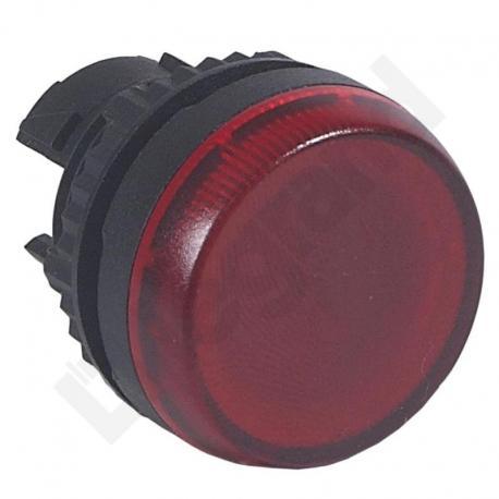 Osmoz główka sygnalizatora z podświetleniem CZERWONA