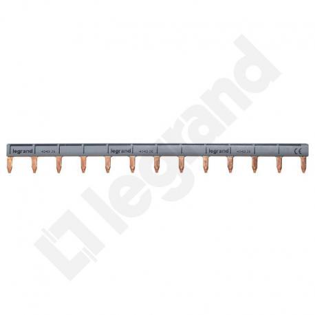 Szyny łączeniowe 16 mm2 - BIS1-16-13 sztyftowe