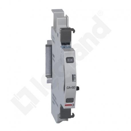 EMS Cx3 Styk pomocniczny + sygnalizacyjny CA+SD