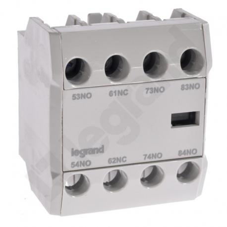 Styki pomocnicze front CTX3 3P (9-150A) / 4P (40-135A) 3NO1NC